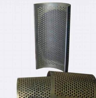 厂家生产各种粉碎机筛网 品质保证 锰钢板材料制作