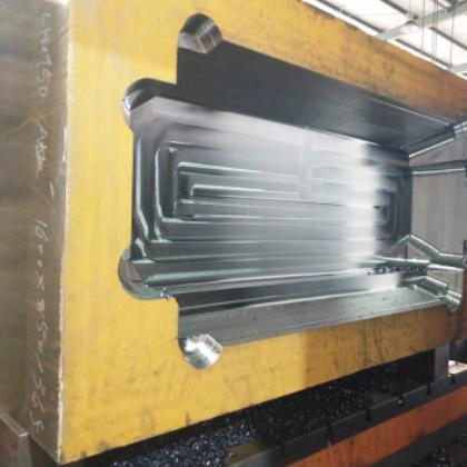 厂家直销 特殊模胚成型 光板加工 加工预硬不锈钢材现货供应