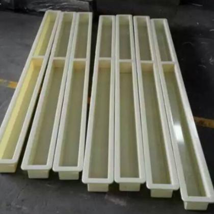 水泥立柱塑料模具界桩模具带公路界字样铁路钢丝网立柱模具模型