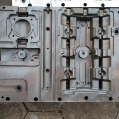 厂家直销凸缘叉模具 射芯机壳芯模具 覆膜砂模具可定制