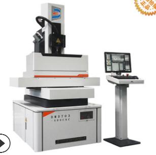 苏州宝玛BMD703-400CNC全数控精密电火花细孔放电小孔穿孔机 订金
