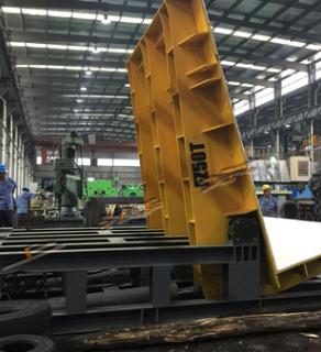 链条式翻转机30吨注塑模具翻模机液压自动翻转机液压式工件翻向机