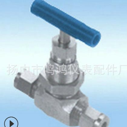 直销供应 QJ-1气动管路针型阀 制药针型阀 不锈钢针型阀 可定制