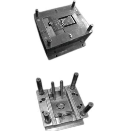 塑料模具制造 标准模架模具 精密模具制作