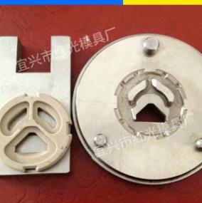精密热压注浆水阀片模具加工 出售各种陶瓷模具 模具设计厂家
