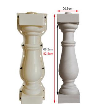 水泥栏杆模具护栏花瓶模具水泥柱模具水泥罗马柱模具罗马柱模具