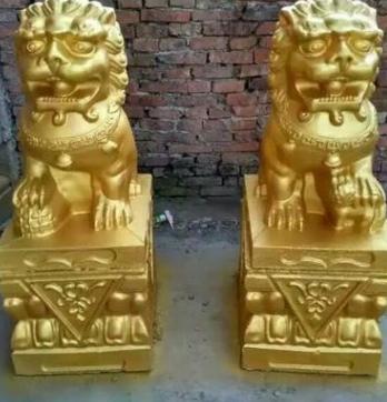大狮子模具罗马柱欧式水泥大门1.2米中华大狮子模具北京罗马柱模