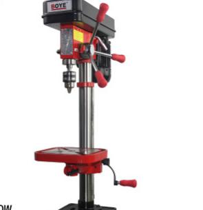 搏业16mm220V多功能台钻小型钻床工业台钻家用台式电动电钻