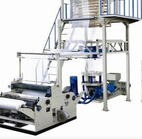 供应降解高低压吹膜机 薄膜吹塑机 厂家直营吹膜机 价优欲购从速