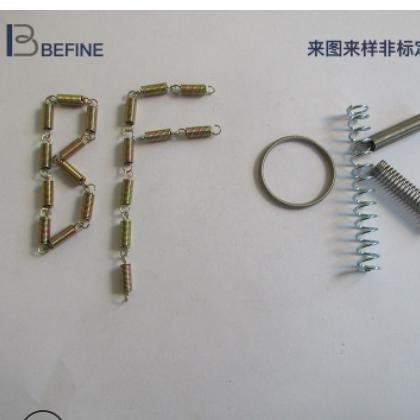 批量供应上海秉昉弹簧拉簧压簧拉伸弹簧 可按图纸加工定制