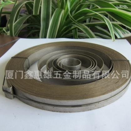 平面涡卷变力弹簧 钻床复位发条 ZC01