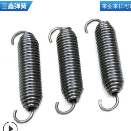 厂家直销 异型减震磷铜拉簧 精密五金非标拉伸弹簧 规格齐全