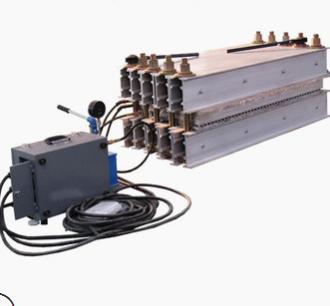 橡胶皮带硫化机 定制电加热板皮带硫化机 传送带修补硫化机