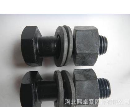 10.9S高强度钢结构螺栓 钢结构用大六角头高强度螺栓连接副
