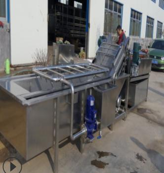 光锐厂家直销欢迎咨询不锈钢制造竹笋脱硫机蔬菜脱盐设备