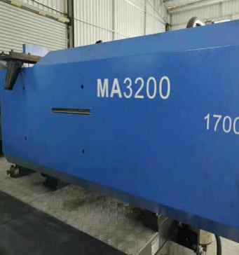 供应海天品牌注塑机320吨工厂机转让 小型塑胶原料注塑机价格优惠