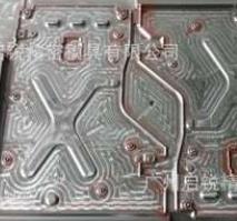 广州市模具厂制造汽车内饰油温热压模具隔热隔音热压模具