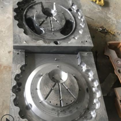 沧州衡骏铸造模具供应 覆膜砂热芯盒 覆膜砂模具 质量信得过