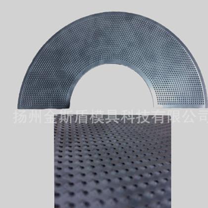 不锈钢冲孔网板 筛药板Φ1.5冲孔拉伸制药设备