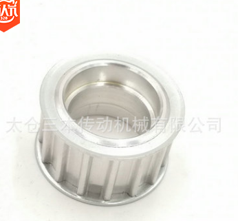生产供应t5同步带轮 微型同步带轮 打印机同步带轮 锥孔同步带轮