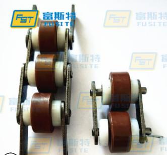 2.5倍速链条BS25-C206B差速链链轮节距19.0525.4自流式倍速线配件