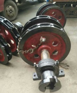 厂家加工订做 耐磨斗式提升机链轮 NE型提升机链轮 铸钢链轮