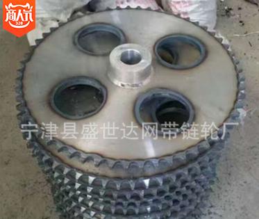 加工定做各类不锈钢链轮 碳钢链轮齿轮 人字齿轮