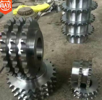 厂家直销工业不锈钢链轮 加工定制国标非标链轮齿轮可订制质保长