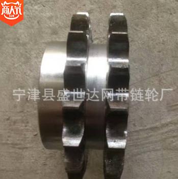 厂家热销产品不锈钢链轮 工业链轮08B链轮 可来图来样定制