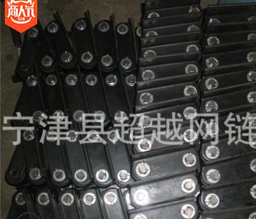 非标定制不锈钢输送链条 大节距传动链条 精密滚子链 工业链条