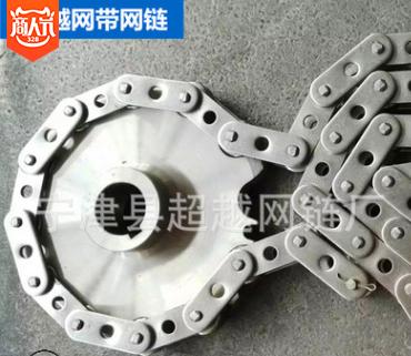 超越定制 304不锈钢传动输送链轮齿轮 非标定制工业链轮