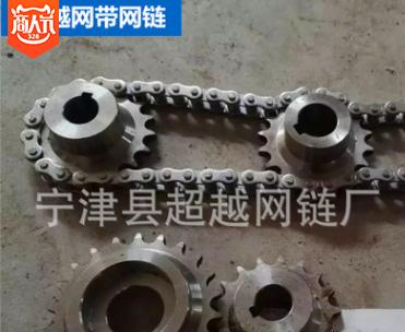非标定制 金属链轮 不锈钢传动链条链轮 螺旋齿轮