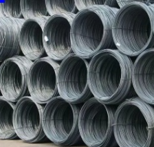 上海优质线材普线价格优 国标HRB300高线建筑工地加工调直