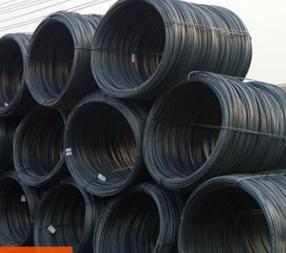 专营高线ㄧ工地建筑用的 线材 HRB300 西本优质品价格下浮200