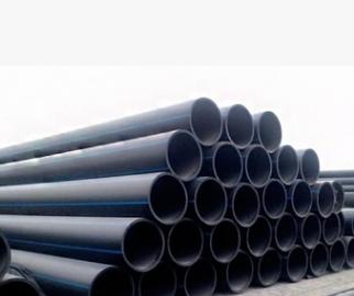 大口径市政给水用PE管现货 埋地优质聚乙烯管道