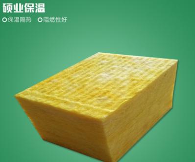 玻璃棉保温材料 厂家供应纤维防火板吸音玻璃棉 欢迎咨询【图】
