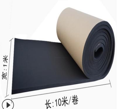 专业生产不干胶鸡蛋橡塑棉 阻燃波峰橡塑棉 背胶自粘隔音棉