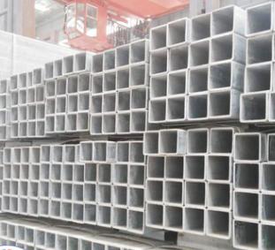 镀锌方钢管q235镀锌方管20*40热镀锌方矩管 碳钢方管厂家直销