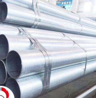 佛山厂家直销大棚暖气q235热镀锌钢管dn32衬塑管量大从优