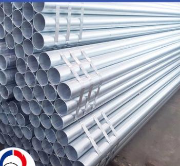 4分镀锌管厂供应镀锌管护栏q235热镀锌无缝管