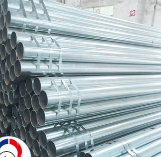 广东佛山厂家国标镀锌水管Q235B镀锌管消防镀锌防腐钢管生产厂家