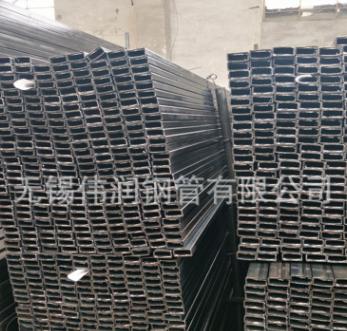 冷轧矩形管 无锡生产厂家 方矩管 规格全 库存充足 一支起卖