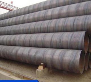 厂家直销螺旋管复合螺旋管塑管件 螺旋钢管 钢塑复合管厂家现货
