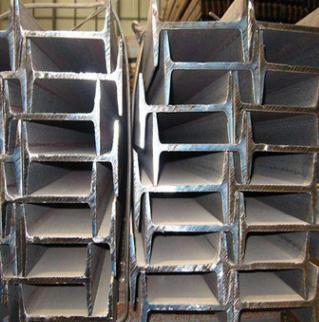 合肥 现货 Q235B热轧工字钢 钢结构用各型号工字钢 生产定做镀锌