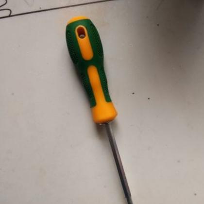厂家直销两用螺丝刀加力两用改锥起子强磁耐用毛刺两用螺丝刀