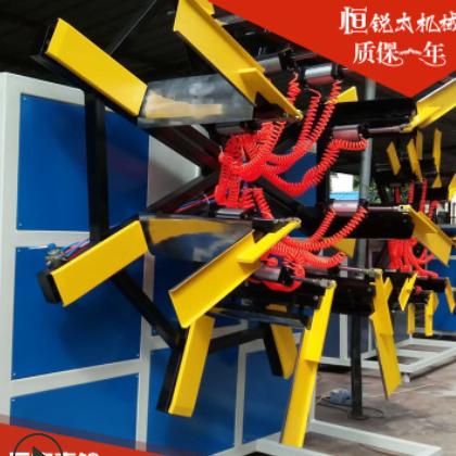 厂家现货pvc单双盘全自动收卷机 绕管pe塑料管材收卷机定制