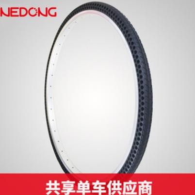 厂家直销耐动免充气轮胎 24寸轮椅实心轮胎 共享单车供应商批发