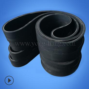 工业橡胶牵引带生产厂家批发TQD电线电缆牵引机皮带 挤出机皮带