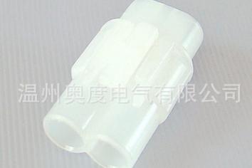 温州厂家生产DJ7026-2-21 电子元器件车用连接器 两孔接插件