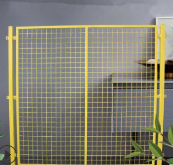 阻隔安全护栏网 金属框架安全护栏 现货处理 量大优惠